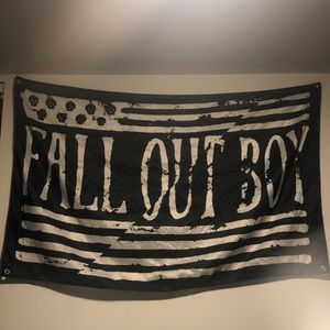 Other - Fall Out Boy Flag